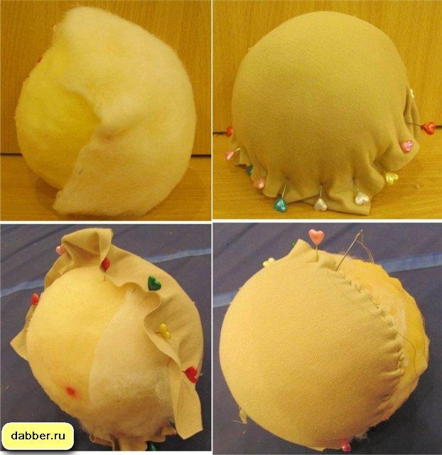 Как из поролона сделать ростовую куклу своими руками 69