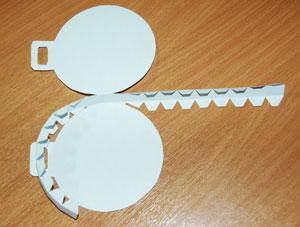 Как сделать медаль на юбилей из бумаги